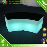 居間のための中国安いLEDのプラスチック椅子