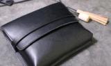 نمو [بو] جلد حقيبة يد لأنّ رجال حقيبة ([بدمك067])