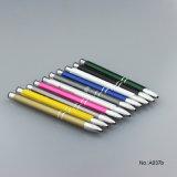 La publicité du crayon lecteur promotionnel de Clik de crayon lecteur en aluminium sur la vente