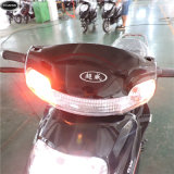 Veículo eléctrico preto da roda 60V-800W dois/motocicleta elétrica