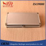 Boîtier aluminium professionnel de valise d'approvisionnement