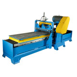 De automatische Oppoetsende Machine van de Spiegel van het Blad van het Roestvrij staal
