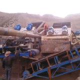 Screening-, Reinigung-, Wiederverwertungs-und Entwässerung-Zeile des Sand-30t