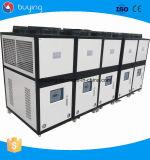 Refrigeratore di acqua raffreddato aria industriale della macchina di pulizia ultrasonica di 36kw