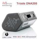 Lostvape Triade DNA200 Batterie Evolv DNA-Chip angeschaltenes DNA MOD Kasten-MOD-3* 18650