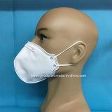 Mascarilla del respirador del polvo del Anti-Polvo Ffp2 con dimensión de una variable plegable