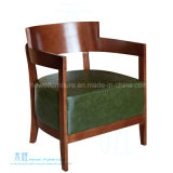 Cadeira de jantar de madeira do estilo europeu para o café do restaurante (HW-H522C)