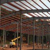 Niedrige Kosten-Qualitäts-vorfabriziertentwurfs-Stahlkonstruktion für Lager und Werkstatt