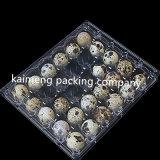 Module en plastique de plateaux d'animal familier clair de la Chine d'aperçus gratuits pour des oeufs de caille 30cells (module en plastique de plateaux)