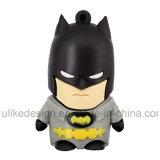 Movimentação do flash do USB do PVC do batman (UL-PVC013)