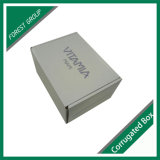 Покрашенный Paperboard Kraft Moving коробок Corrugated с печатание логоса