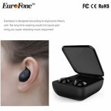 Mini Esportes True Wireless Bluetooth Earphone, fone de ouvido, Earbads