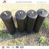 Fiche en caoutchouc de pipe utilisée pour le branchement de service et la chasse de fuite