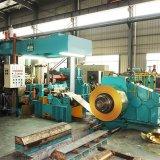 Máquina reversível fria Quatro-Elevada do moinho de rolamento da placa de aço