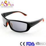 Der neue Sport-Sonnenbrillen Form polarisierten geschützten UVmänner (14318)