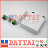 No Power Plastic Box Passive FTTH Pon Optical Receiver