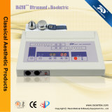 Dispositif anti-vieillissement ultrasonique de beauté d'ultrason à double fréquence neuf