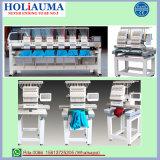 Holiaumaの高速は15のカラー8マルチ刺繍機械のためのヘッド刺繍機械をコンピュータ化した