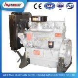 Двигатель дизеля Weifang 30kw/40HP K4100d с 1500rpm охлаженным водой