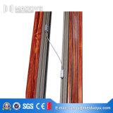 Guichet en aluminium de tissu pour rideaux d'importation de nouveaux produits pour la villa