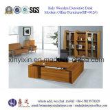 Moderner leitende Stellung-Schreibtisch hölzerne Kraftstoffregler-Büro-Möbel (BF-002#)