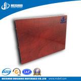 Fáciles Dampproof limpian Aluminm anodizado que bordea para la protección de la pared