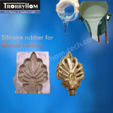 Silicone della cura dello stagno di RTV 2 per il pezzo fuso Bronze