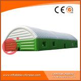 Цветастый Shinning шатер брезента конструкции раздувной для случая Tent1-123 торговой выставки выставки