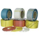 Instala facilmente a linha da extrusão da cinta da embalagem da extrusora PP/Pet