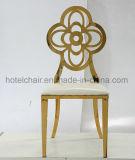 تصميم ذهبيّة خلفيّ بسيطة يتعشّى كرسي تثبيت لأنّ مطعم