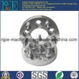CNC elevado da classe do OEM que faz à máquina flanges inoxidáveis da tubulação de aço