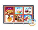 De androïde LCD Touchscreen Adverterende Monitor WiFi van het Scherm van de Aanraking van de Vertoning