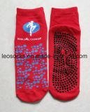 Gleitschutzsocken-nicht Beleg-Socken-Trampoline-Socke