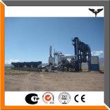 Planta caliente de la mezcla del asfalto de la capacidad 80t/H para la venta