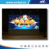 Экран дисплея Mrled UTV1.56mm крытый СИД с Die-Cast алюминиевым сбыванием