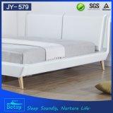 نمو جديدة يصمد سرير ملكيّة خشبيّة متحمّل ومريحة