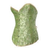 Латекса косточек Любовник-Красотки 12 женское бельё и Bustiers корсета шнурка стального сексуальное