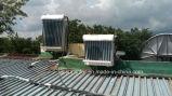 Acondicionador solar híbrido montado en la pared corriente reservado con la visualización de LED