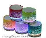 새로운 최신 판매 색깔 LED 소형 Bluetooth 스피커