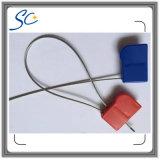 順序番号を用いる情報処理機能をもったRFIDの容器ケーブルのシールの札