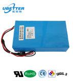 26650 bateria de 24V 15ah LiFePO4 para o UPS