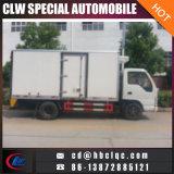 Isuzu 6ton kühlte den Transport-LKW-Abkühlung-Transport, der Van abkühlt