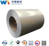A cor principal da qualidade Dx51d PPGI revestida Prepainted a bobina de aço galvanizada