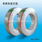 Медный коаксиальный кабель проводника Rg59 (SYWV)