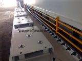 Hohe Ausschnitt-Präzision mit Schwingen-Träger-scherender Maschine