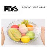 El PE se aferra película para el envasado de alimentos fresco