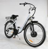 Bafang BBSの中央モーター36V 250WおよびAPP Fuctionを搭載するE Bikeオランダの女性