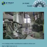 Máquina de extrusão de PVC com parafusos planetários e barril