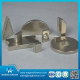 Starker Platten-seltene Masse NdFeB Neodym-Magnet