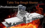 Pâte électrique chaude Sheeter (usine réelle) de Tableau d'acier inoxydable de 2017 ventes